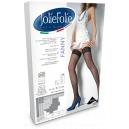 Fanny 8 DEN чорапи със силикон над коляно