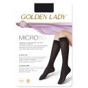 Micro 50 DEN гладки чорапи