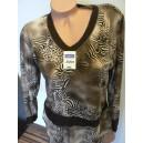 53220 блуза дълъг ръкав
